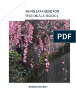 Beginning Japanese for Professionals_ Book 2
