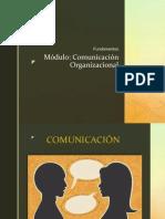 Videoconferencia No. 1 Fundamentos de la comunicación organizacional.ppt