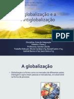 Movimentos Antiglobalizaçao
