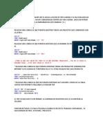 clases bases de datos