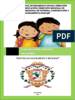 PLAN Salud Escolar 2019 SJB Gilberto Carhuapoma