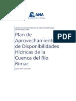 Padh Rimac 2019-2020_ No Oficial