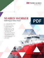 Seabed Worker Datasheet