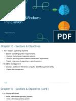 ITE7_Chp10- Windows Installation
