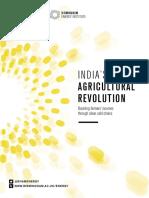 India Third Agricultural Revolution Birmingham Energy Institute