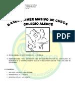 Bases Primer Masico Colegio Alerce 2018