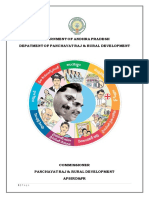 Job Chart of the Village Secretariat Functionaries 10.09.2019