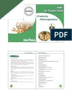 publicidad de productos fitoterapéuticos