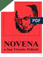 NOVENA a San Vicente Pallotti