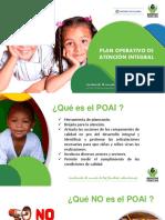 PLAN OPERATIVO DE ATENCION INTEGRAL