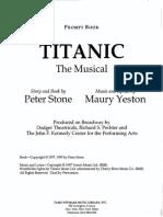Titanic Script CLEANER