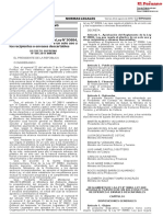 D.S.. 006-2019-MINAM - Reglamento de la Ley que regula el plástico de un solo uso y los recipientes o envases descartables.pdf