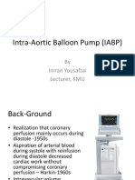 intra aortic baloon