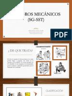 Peligros Mecanicos (Sg-sst)