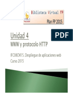 WWW y Protocolo HTTP1x1 FP 2 DAW