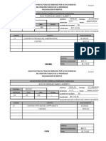 Boleta de Pago de Derechos de Registro Firmada