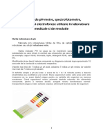 Exemple de PH-metre, Spectrofotometre Etc