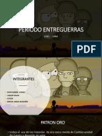 PERIODO ENTREGUERRAS