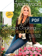 Recipes From Georgia Cooking in an Oklahoma Kitchen by Trisha Yearwood