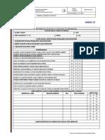Informe de Delegado de Prevencion