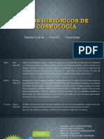 Hechos históricos de la cosmología.pptx