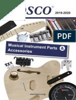 Hosco International Catalog Parts 2019