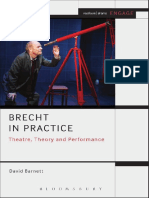 [Methuen Drama Engage] David Barnett, Enoch Brater, Mark Taylor-Batty - Brecht in Practice_ Theatre, Theory and Performance (2015, Bloomsbury Methuen Drama)