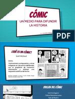Historia Cómic