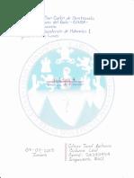 Informe 4 - Ensayo de Flexion