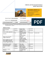 Checklist-Minicargador SR220 J&T  Skid Steer Loaders-CD Punta Negra 30-05-17.pdf