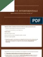 Dispozitive Interferentiale