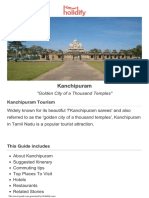 Kanchipuram Tourist Guide