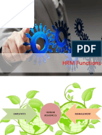 10 Hrm Functions