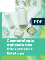 Comestologia Aplicada Nas Intervencoes Esteticas