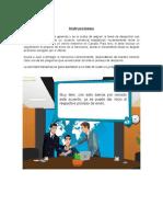 Actividad Interactiva Acuerdo Comercial Y Satisfaccion Al Cliente