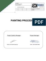 Painting Procedure