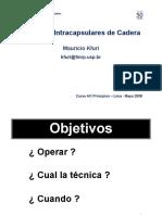 intracapsular cadera
