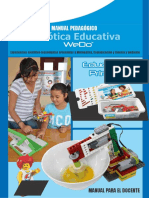 Manual de Robótica Educativa y Las Areas Curriculares Ccesa007