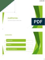 auditoria introducción