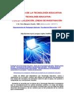 06  lectura 3 Evolucion Tecn educ..doc