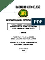 Análisis de la generación distribuida y su tratamiento regulatorio en el Perú_2009.pdf