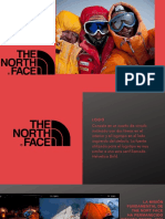 the north face analisis de marca