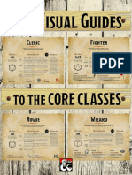 DnD 5e - Complete Visual Guide to Core Classes Compilation