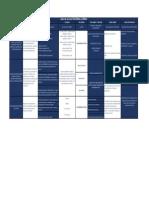 Estructuración Del Plan de Acción Para La Organización Cliente