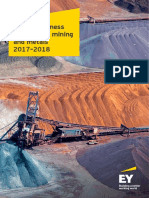 Ey Top 10 Business Risks Facing Mining and Metals 2017 2018