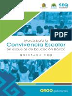 Marco para la Convivencia Escolar en Escuelas de Educación Básica Quintana Roo 2018-convertido