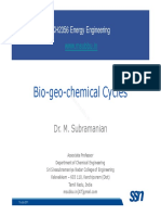Energy Lecture 06 BioGeochemicalCycles