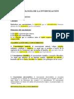 1. Metodologia de Investigación..