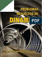 Libro Dinámica (Problemas Resueltos).pdf
