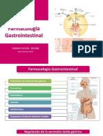 BIO288 - Farmacología Gastrointestinal